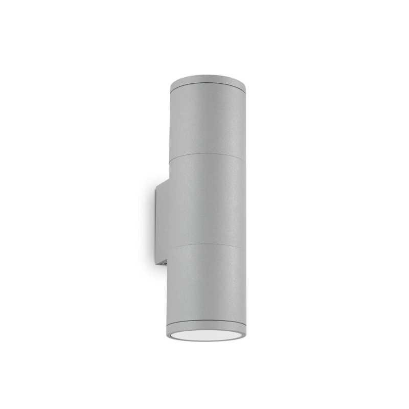 Ceiling-wall lamp GUN AP2 Small Grey