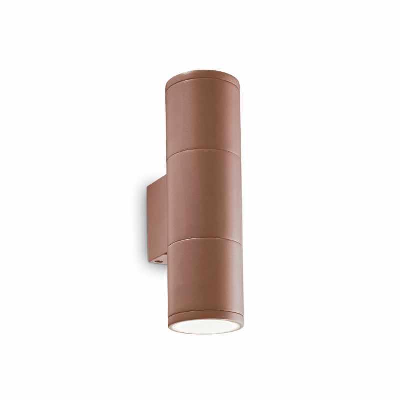 Ceiling-wall lamp GUN AP2 Small Coffee