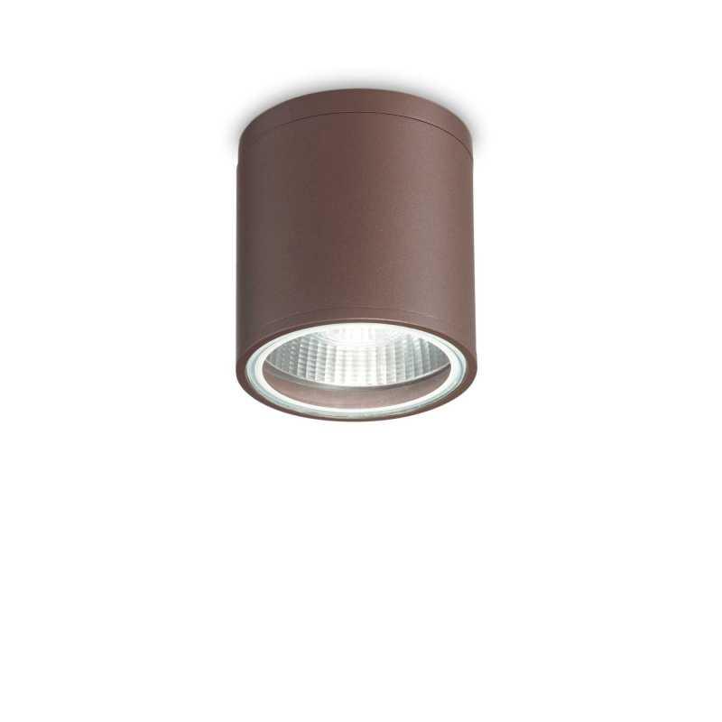 Ceiling-wall lamp GUN PL1 Coffee