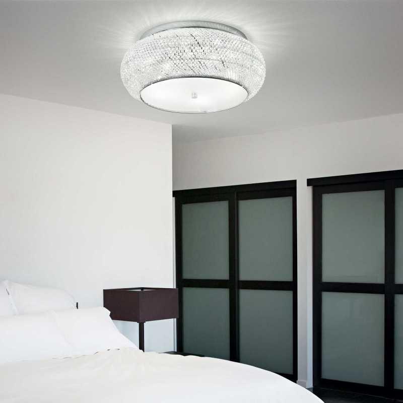 Ceiling lamp PASHA PL14 Chrome