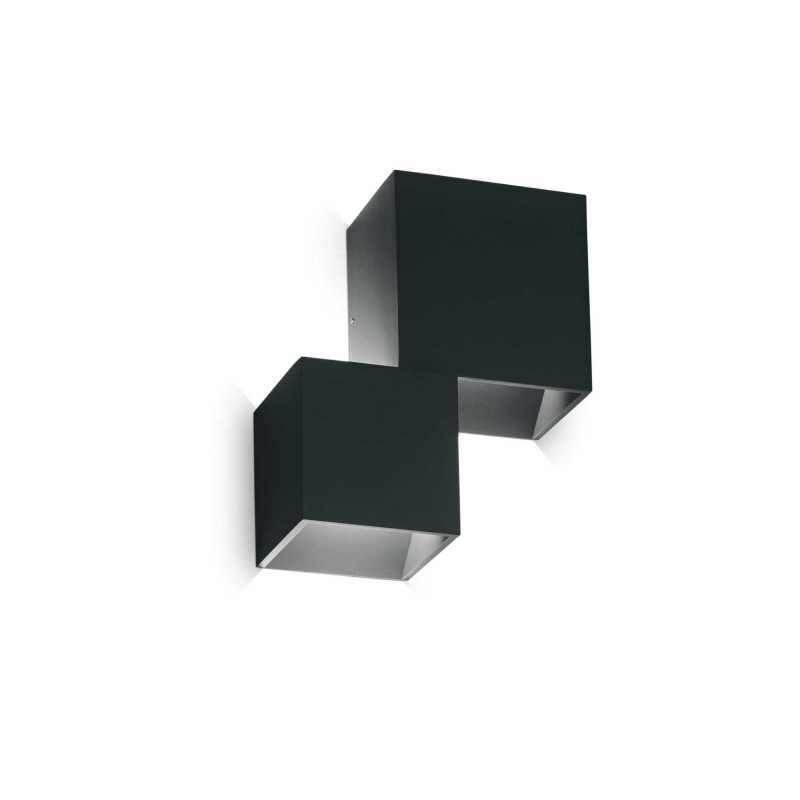 Ceiling-wall lamp RUBIK AP2 Black