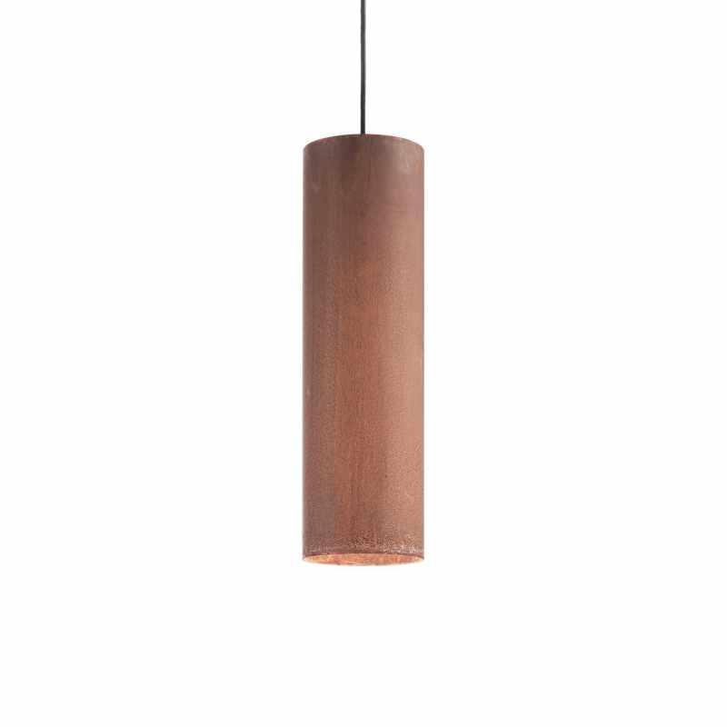Pendant lamp LOOK SP1 BIG Corten