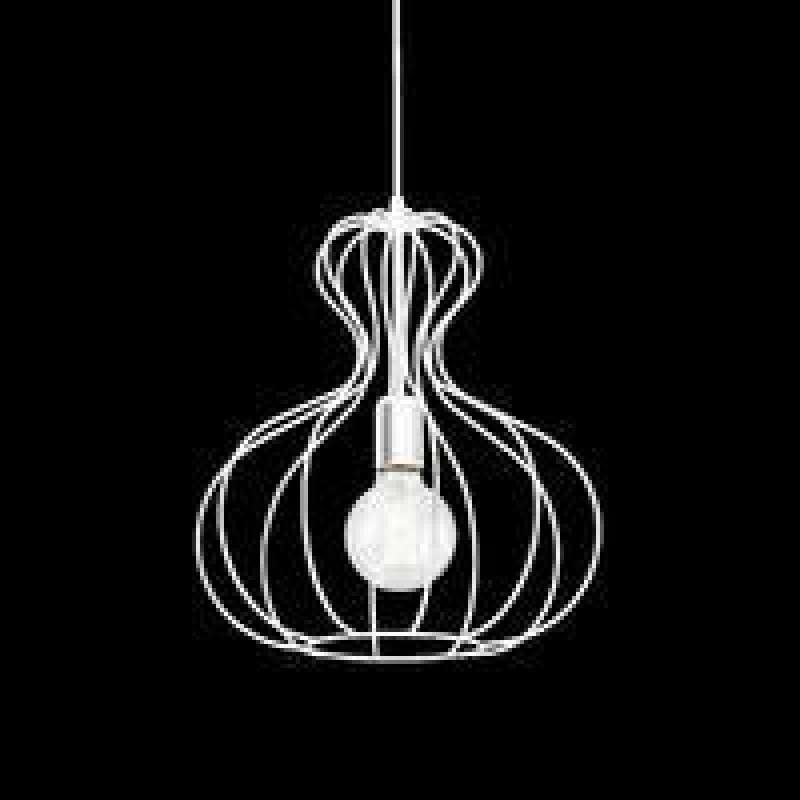 Pendant lamp AMPOLLA-1 SP1 White