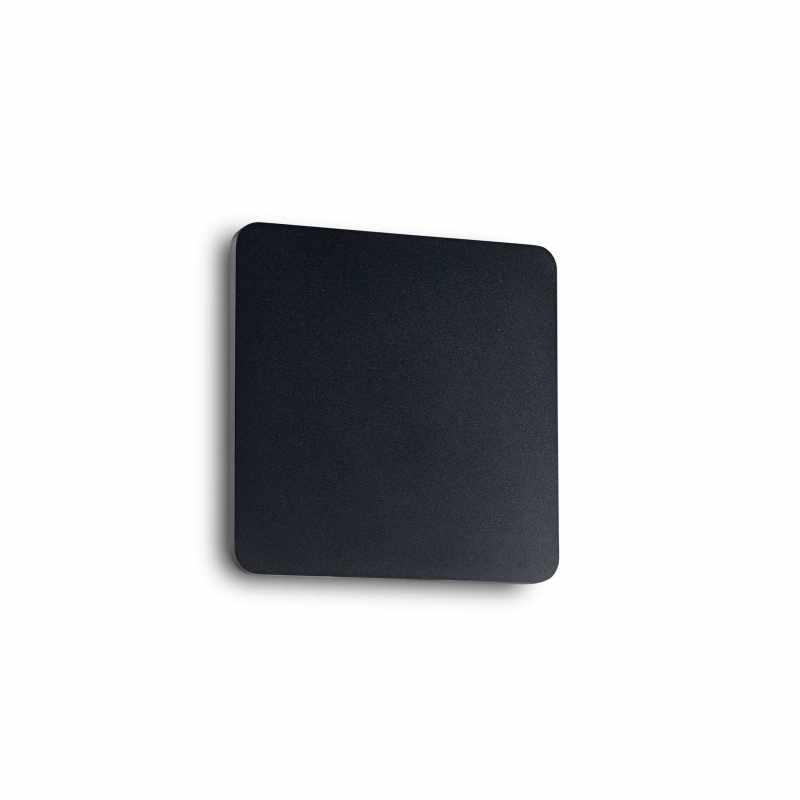 Wall lamp COVER LED D20 Square Black