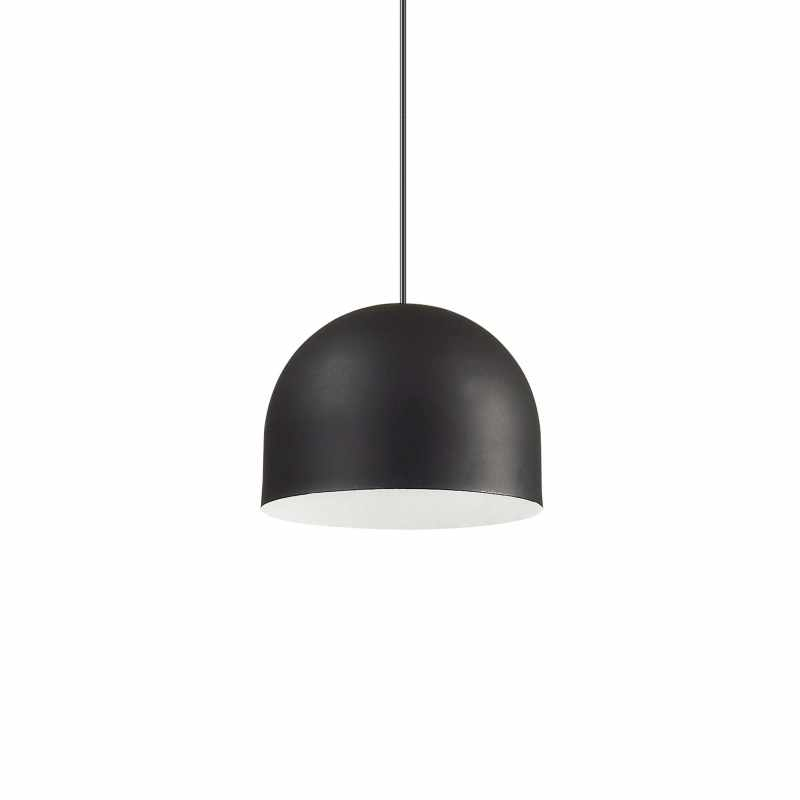 Pendant lamp TALL Ø 13,5 cm Black