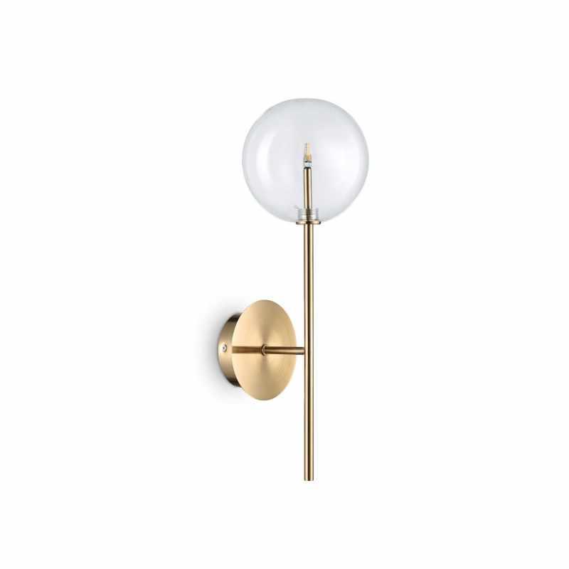 Wall lamp EQUINOXE AP1 Gold