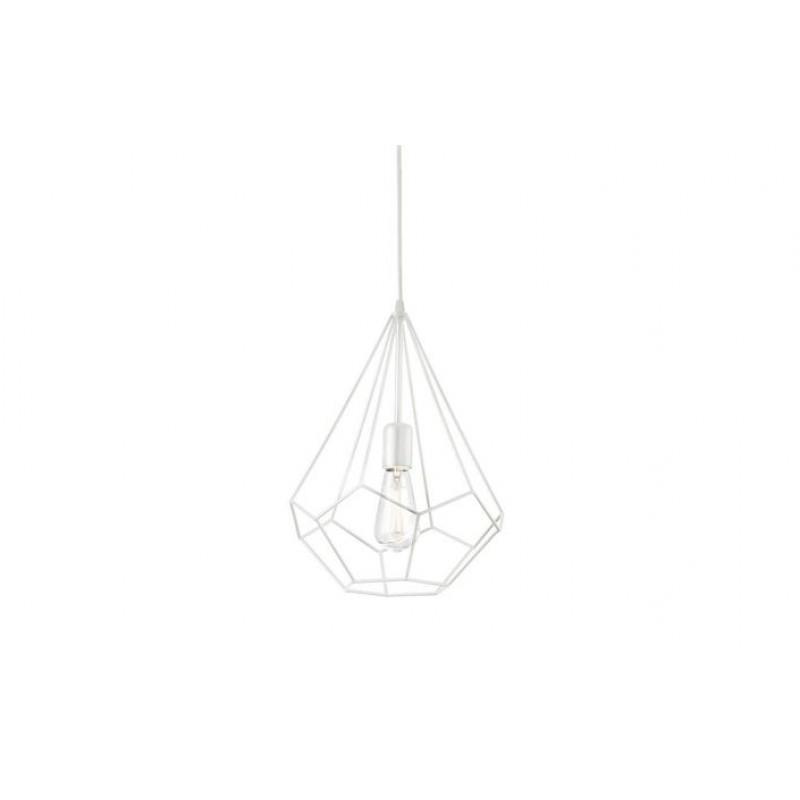Pendant lamp AMPOLLA-3 SP1 White