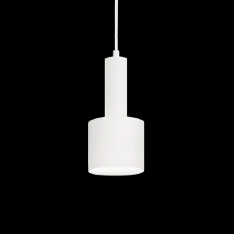Pendant lamp - HOLLY SP1 Ø 12 см White