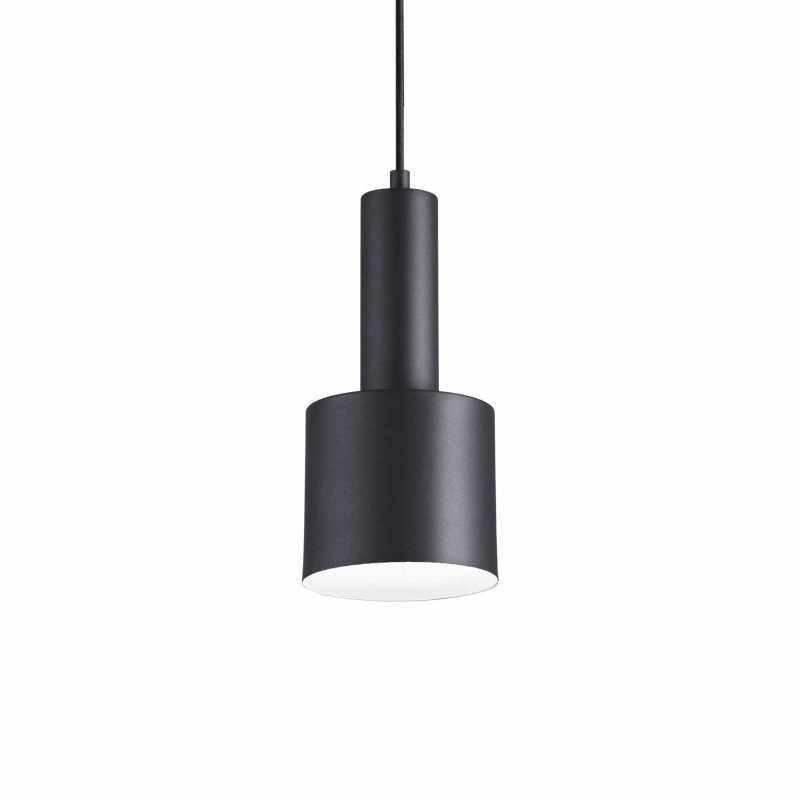 Pendant lamp - HOLLY SP1 Ø 12 см Black