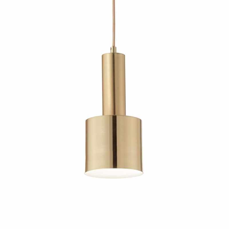Pendant lamp - HOLLY SP1 Ø 12 см Gold