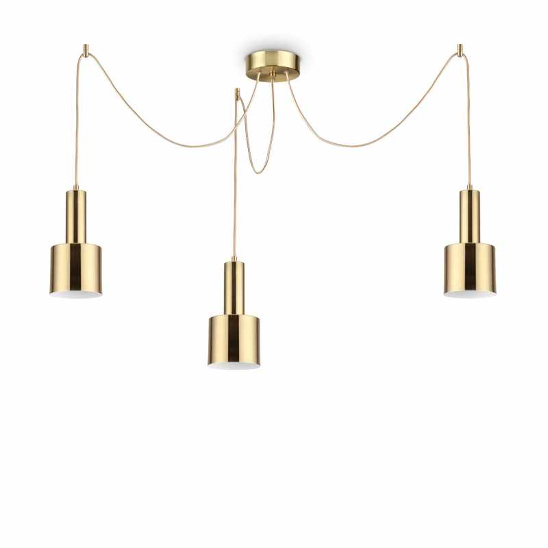 Pendant lamp - HOLLY SP3 Gold