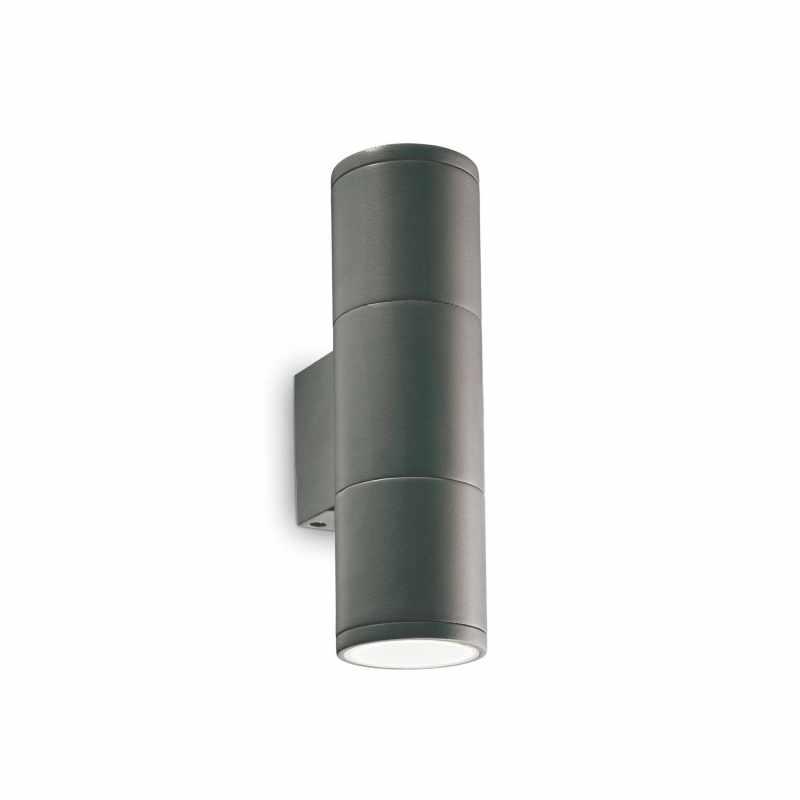Ceiling-wall lamp GUN AP2 Small Anthracite