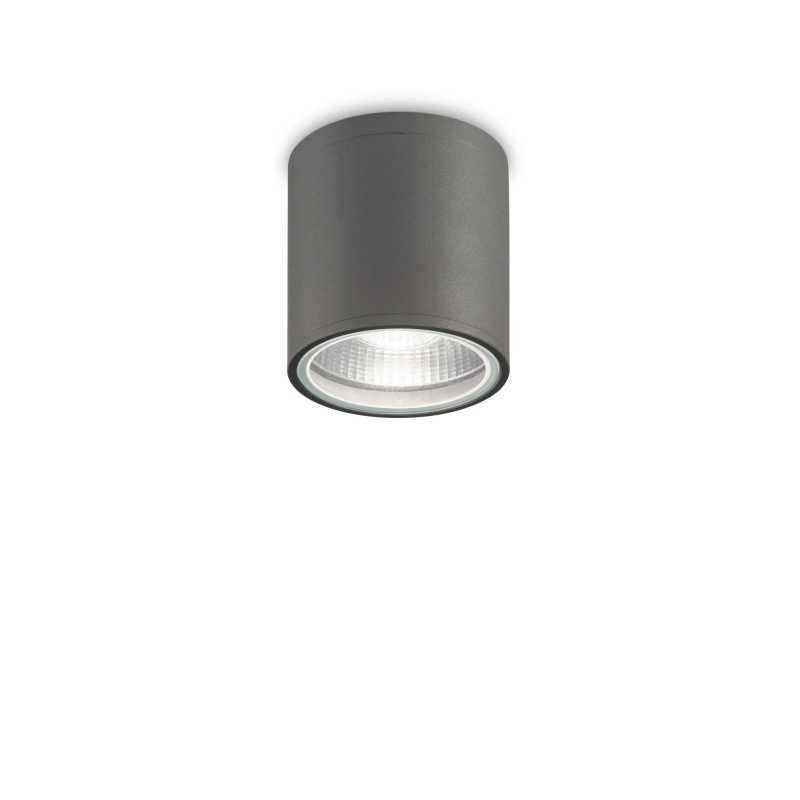 Ceiling-wall lamp GUN PL1 Anthracite