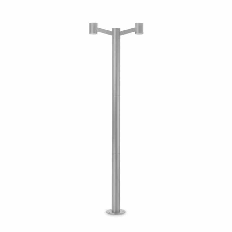 Floor lamp CLIO MPT2 Grey