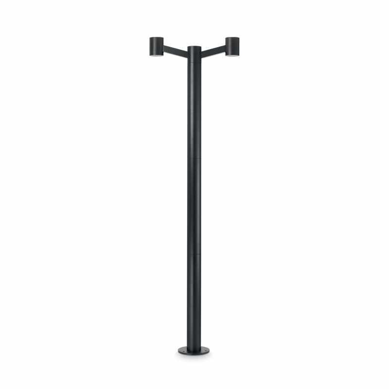 Floor lamp CLIO MPT2 Black
