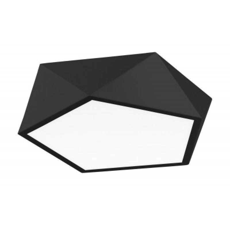 Ceiling lamp DARIUS BL