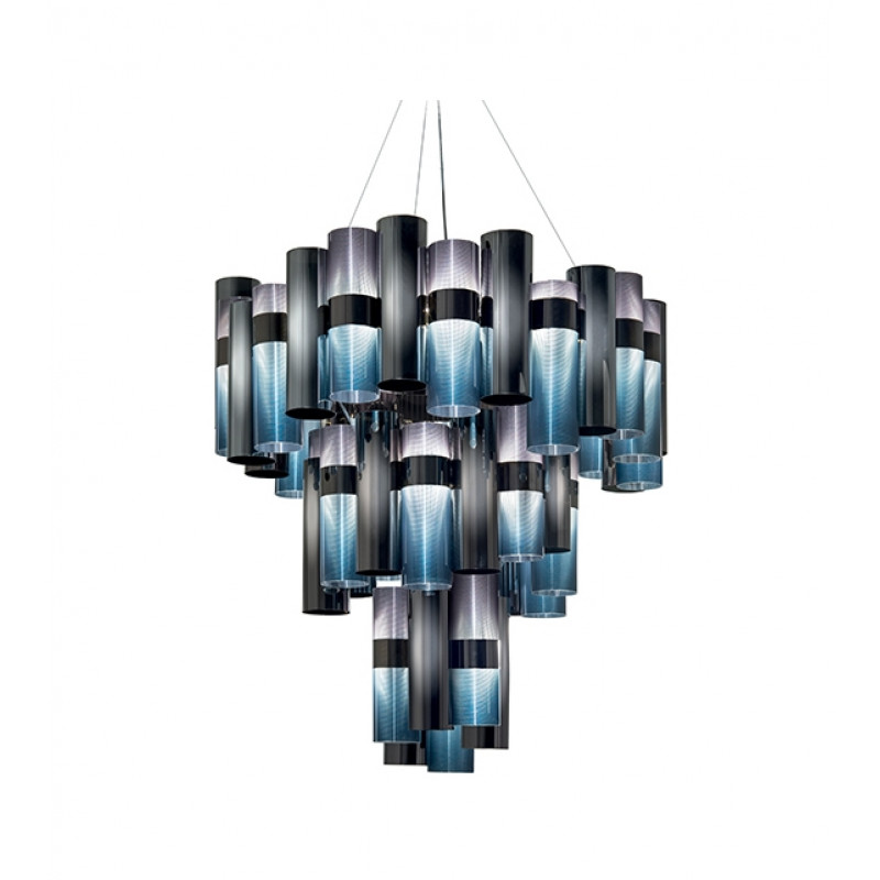 Pendant lamp LA LOLLO XL Ø 80 cm GRADIENT