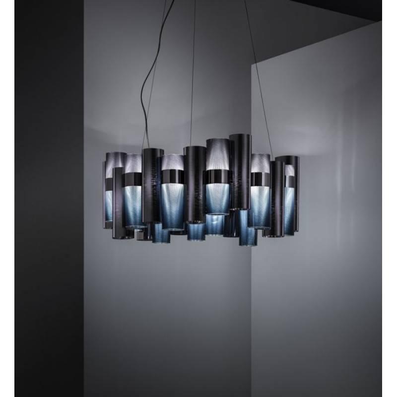 Pendant lamp LA LOLLO Ø 80 cm GRADIENT