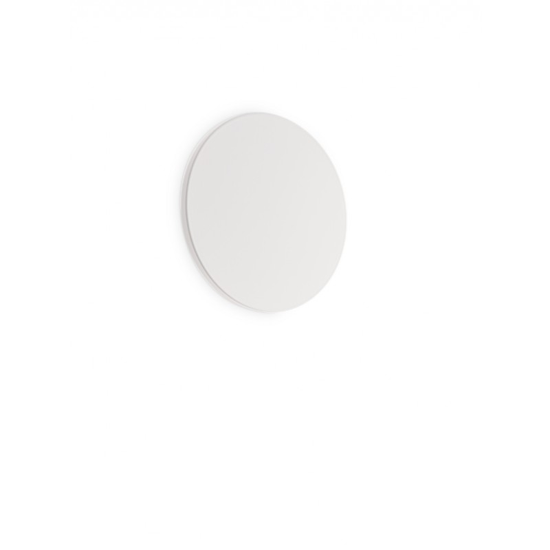 Wall lamp COVER LED Ø 15 cm Round White