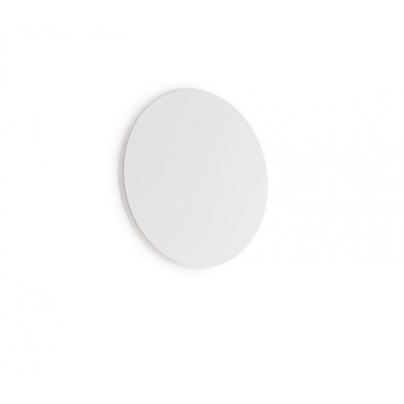 Wall lamp COVER LED Ø 20 cm Round White