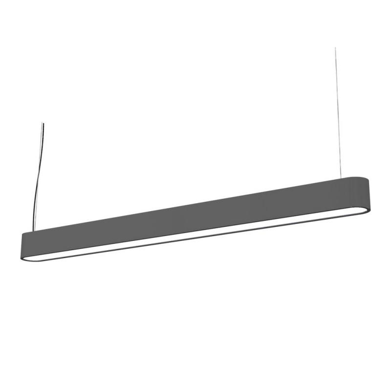Pendant lamp SOFT LED 120 x 6 cm