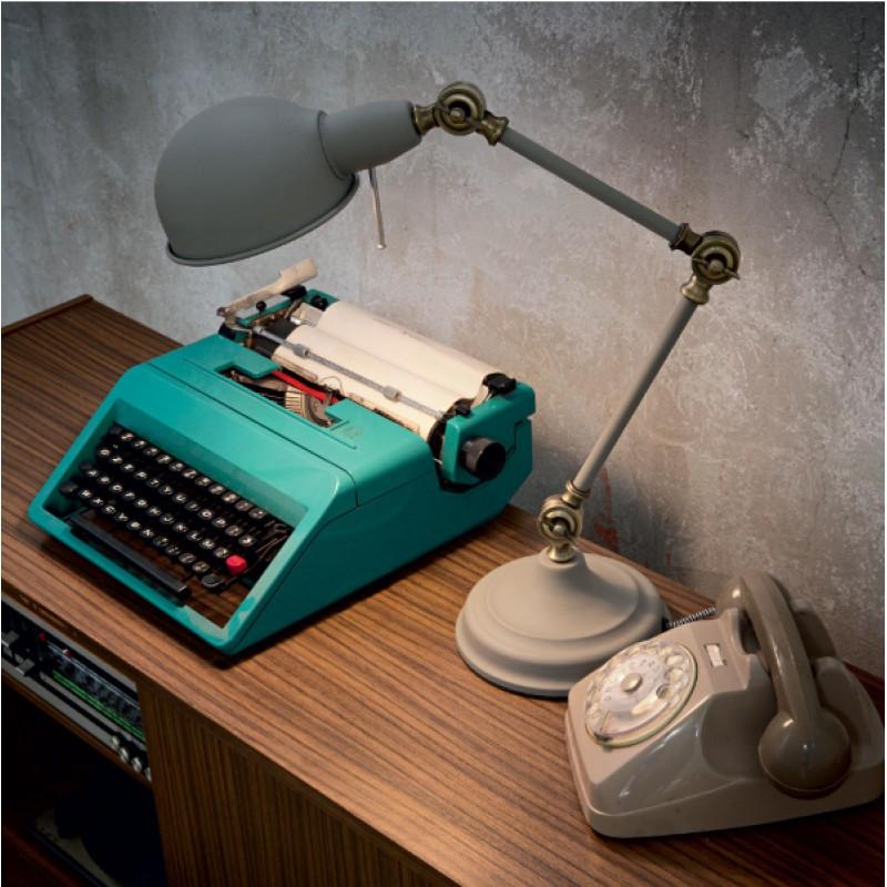 Table lamp TRUMAN TL1 White