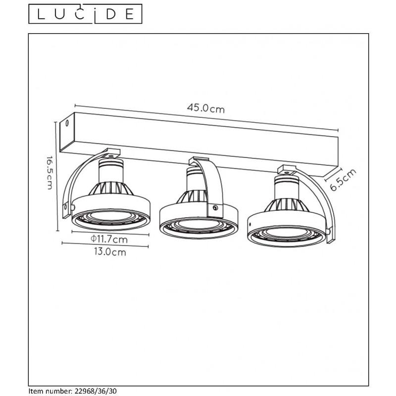 Ceiling lamp DORIAN