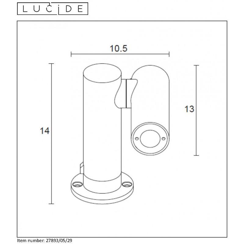 Garden lamp TATUM