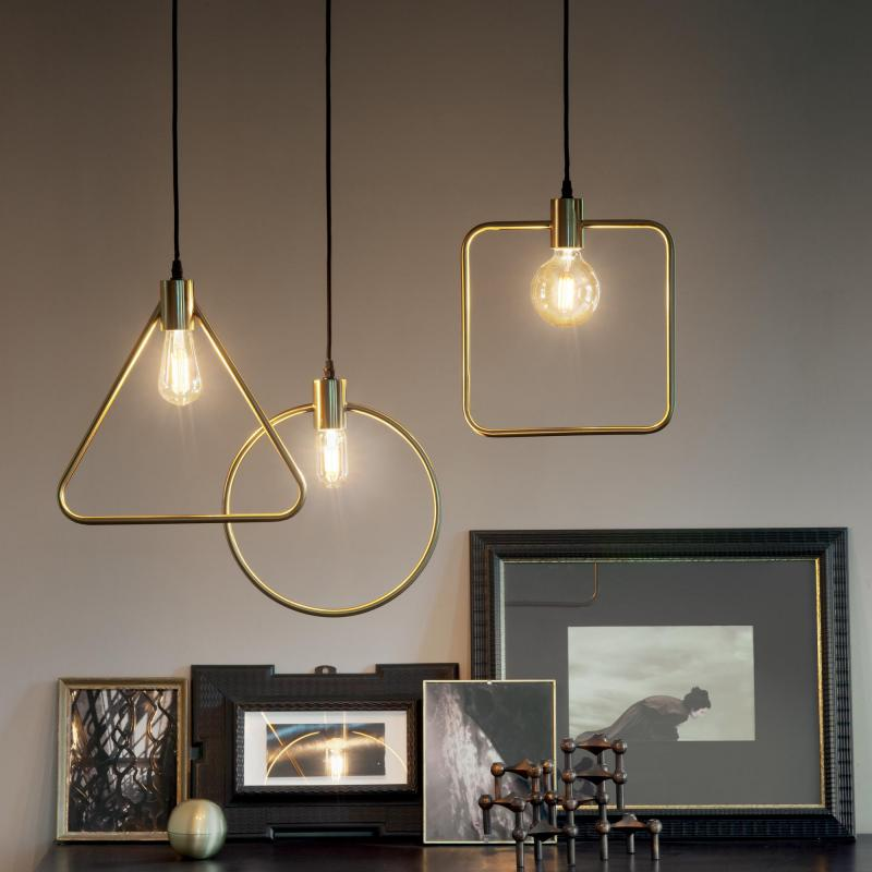 Pendant lamp Abc