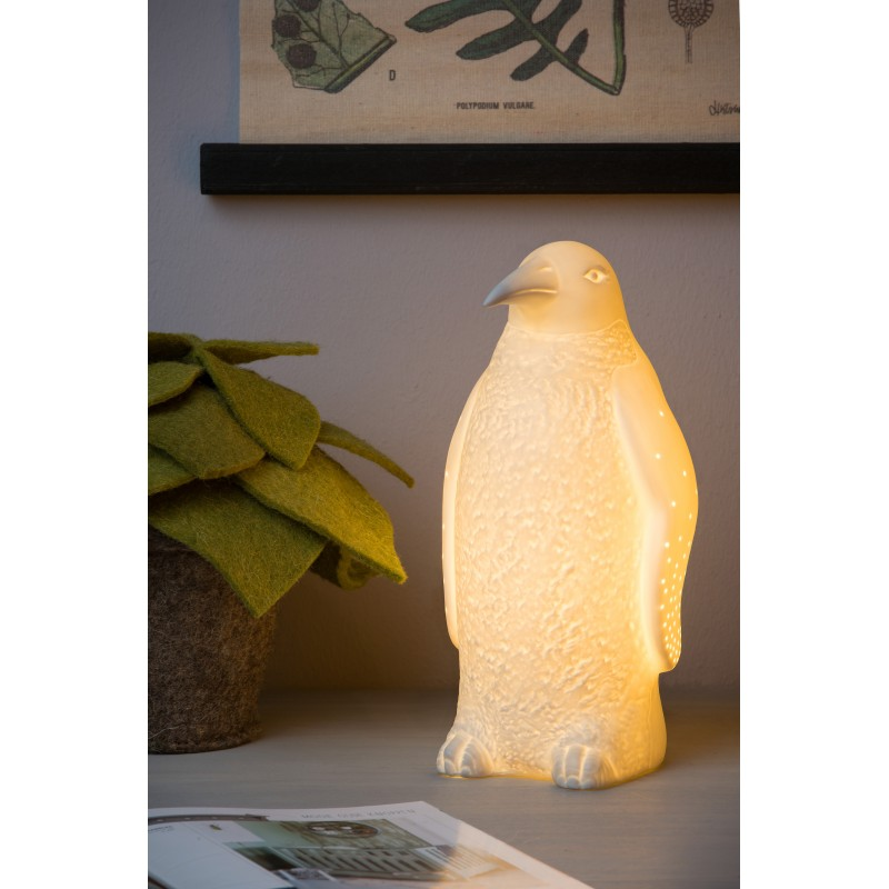 Galda lampa PINGUIN