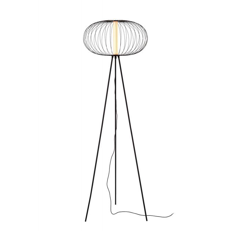 Floor lamp CARBONY