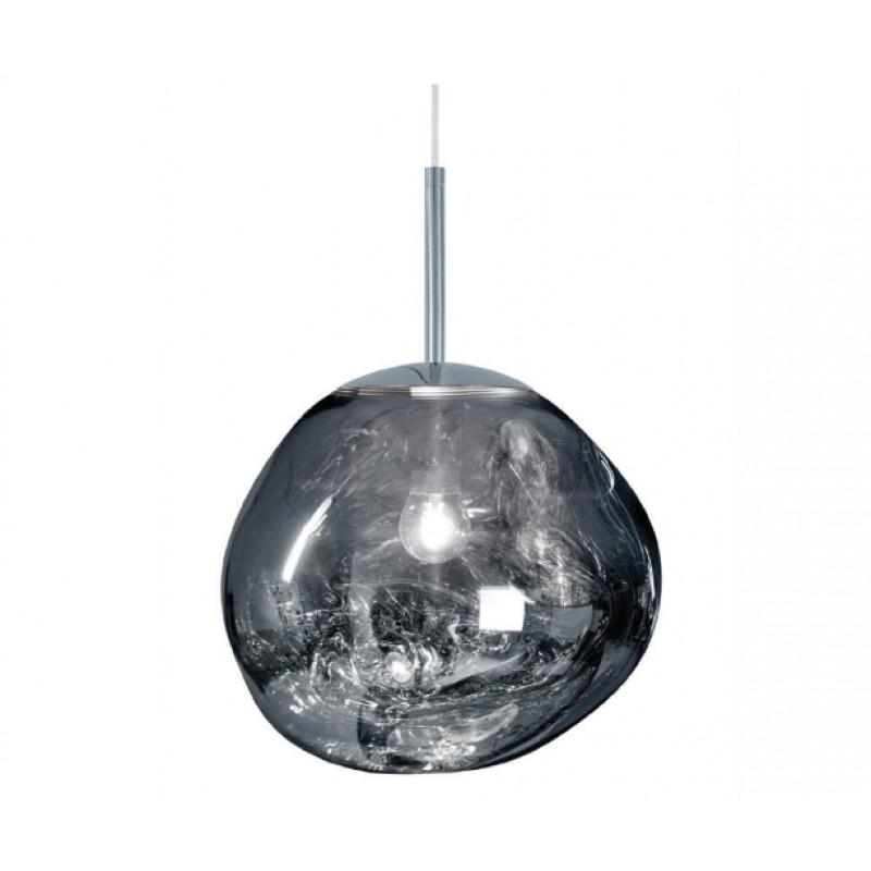Pendant lamp SK-3101-P1B CH Ø 40 cm