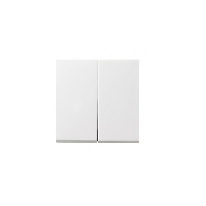 Switch white, glossy F100