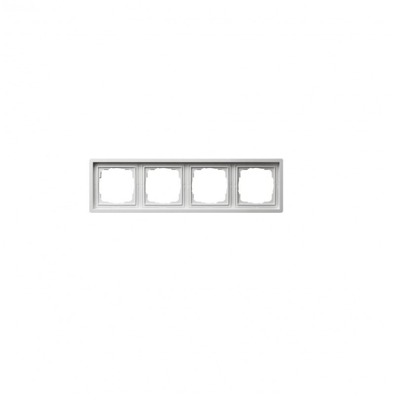 Rāmis balts, glancēts F100
