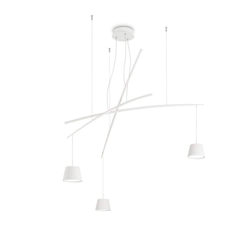 Piekaramā lampa FISH SP3 White