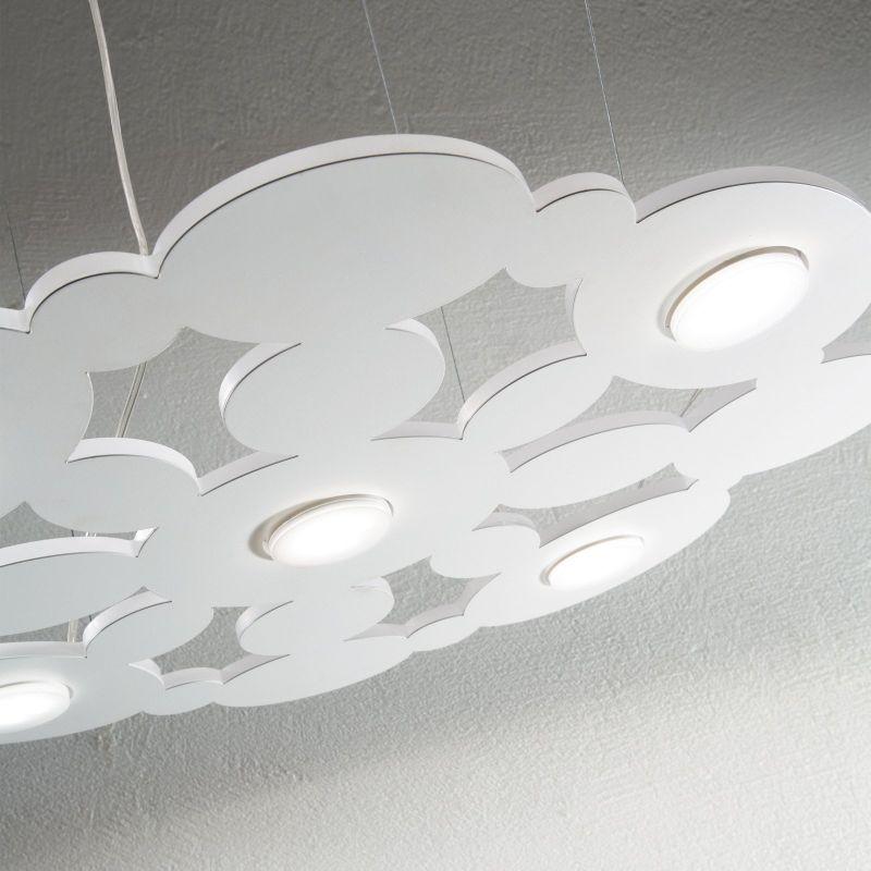 Piekaramā lampa TORONTO SP5 White