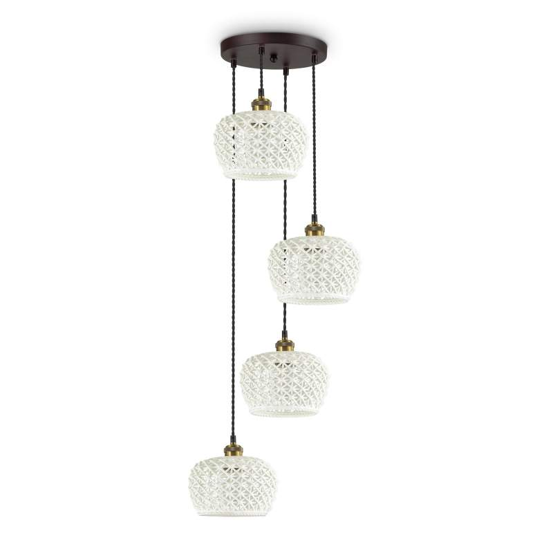 Pendant lamp EDELWEISS