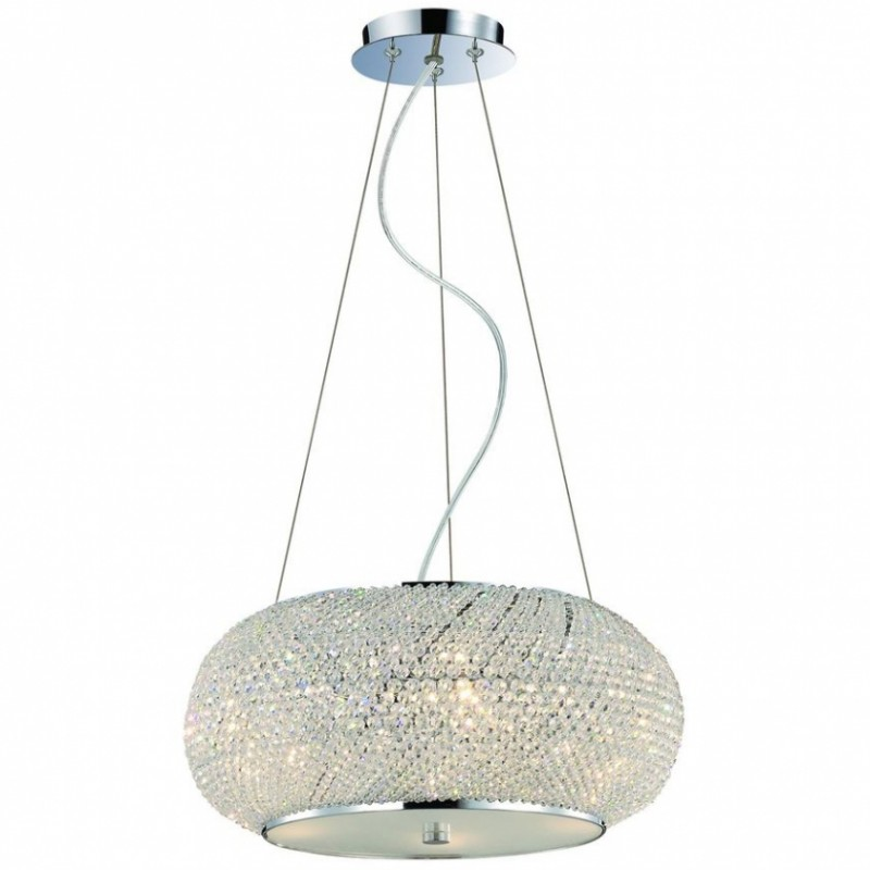 Chandelier PASHA SP10 Chrome