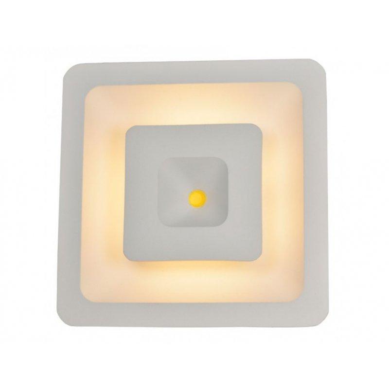 Downlight lamp CORNER 12 x 12 cm