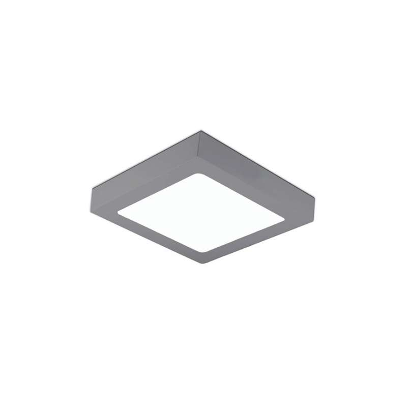 Iebūvējama lampa DISC SQUARE SURFACE 12 x 12 cm