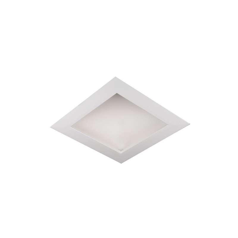 Downlight lamp TINA SQUARE 10,9 x 10,9 cm
