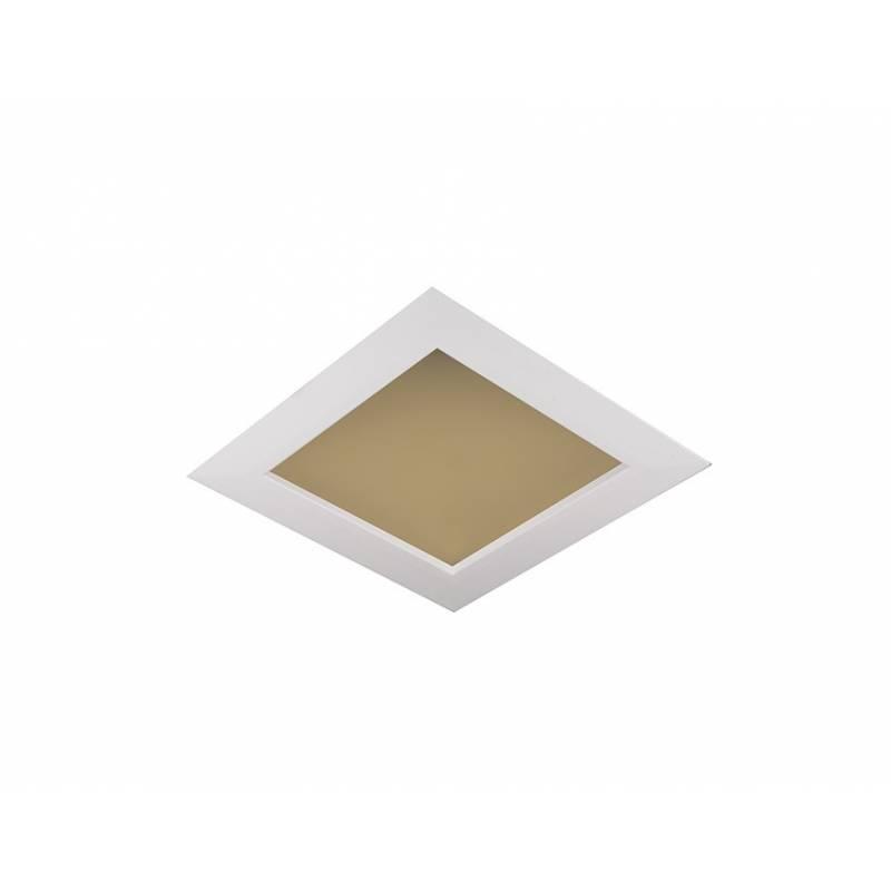 Downlight lamp TINA SQUARE 18 x 18 cm