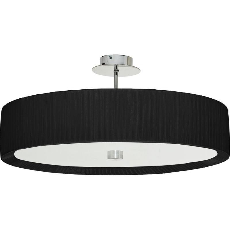Ceiling lamp ALEHANDRO Ø 55 cm BL