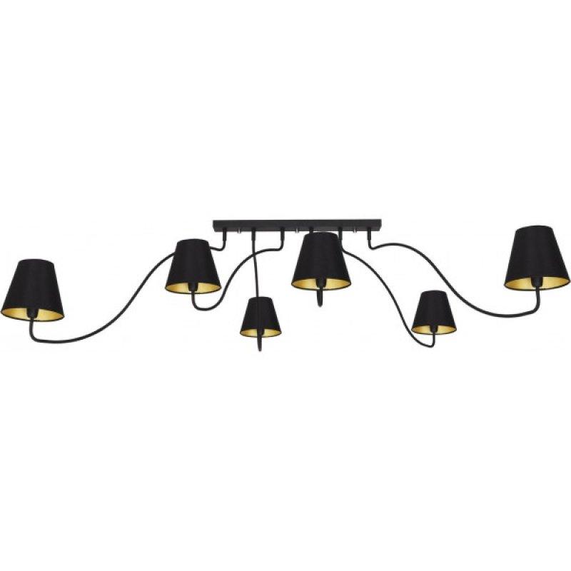 Ceiling lamp SWIVEL BL