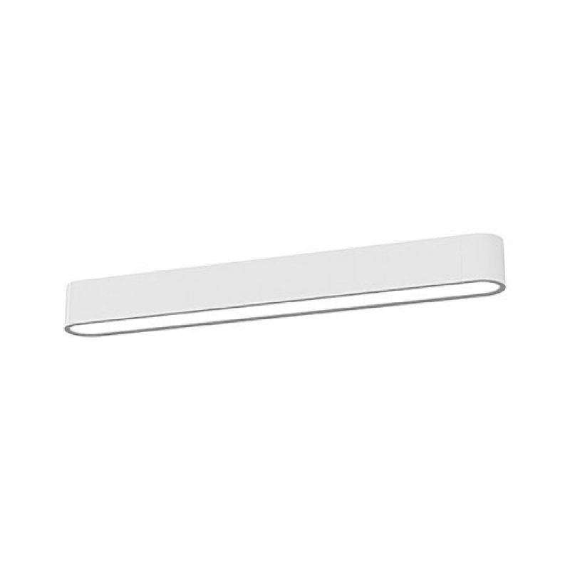 Griestu lampa SOFT LED 60 x 6 cm
