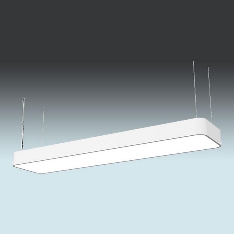 Piekaramā lampa SOFT LED 90 x 20 cm