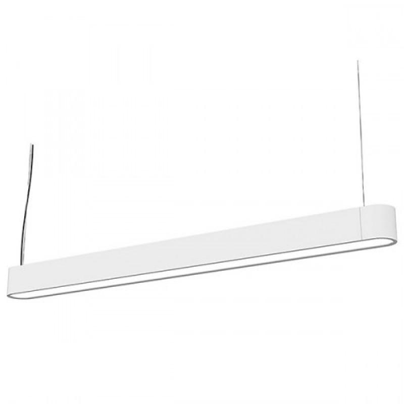 Piekaramā lampa SOFT LED 120 x 6 cm