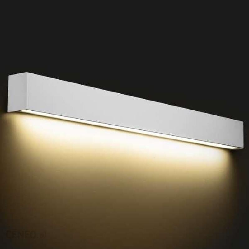 Wall lamp STRAIGHT LED WALL M WH