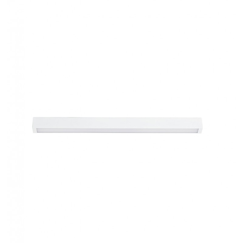 Ceiling lamp STRAIGHT LED CEILING M WH