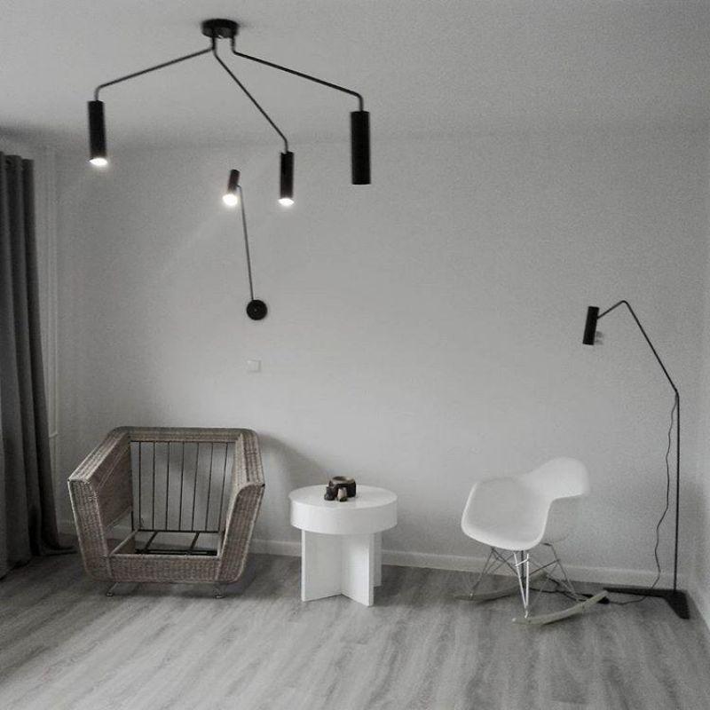 Ceiling lamp EYE SUPER WH